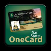 Sac State One Card