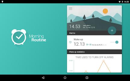 Morning Routine - Alarm Clock Screenshot 10