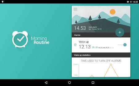 Morning Routine - Alarm Clock 3.2 screenshot 72302