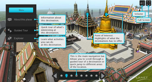 Grand Palace - 3rd Planet
