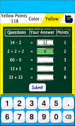 Math Be Nimble - brain workout- screenshot thumbnail