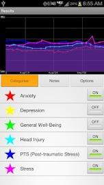 T2 Mood Tracker Screenshot 3
