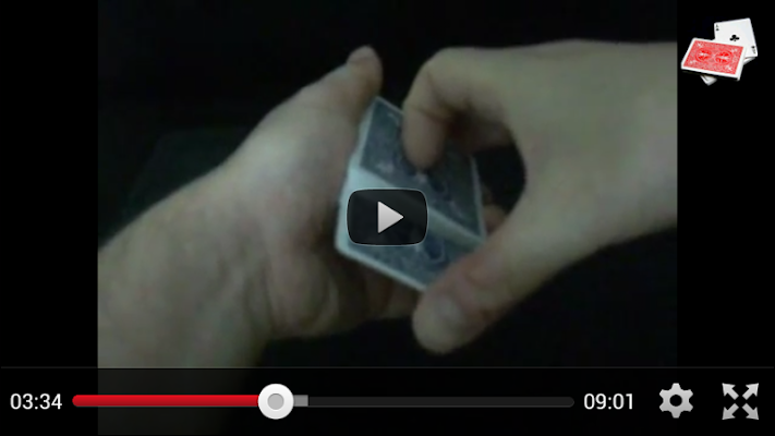 Card Magic Tricks - screenshot