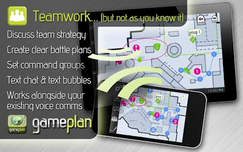 GamePlan: strategy gamers tool- screenshot thumbnail