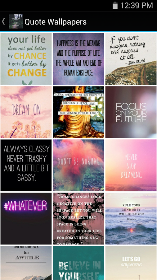 quotes wallpaper app - photo #46