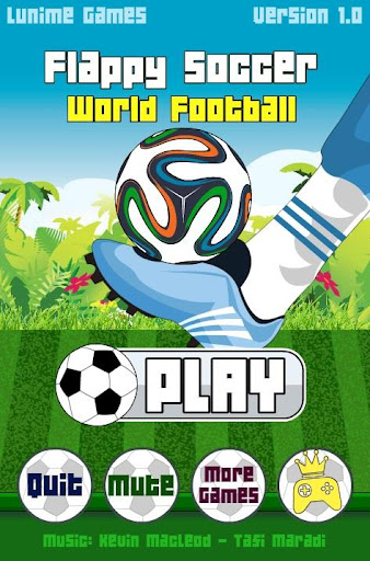 Flap Soccer - World Football