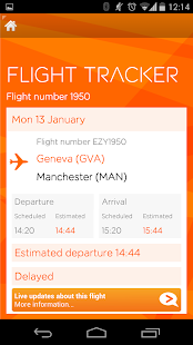 easyJet - screenshot thumbnail