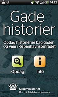 Gadehistorier - screenshot thumbnail
