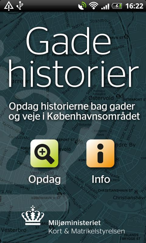 Gadehistorier - screenshot