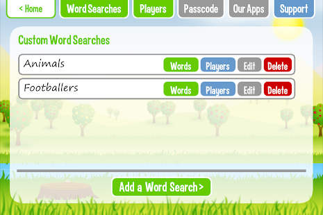 Squeebles Word Search- screenshot thumbnail