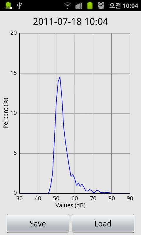 Sound Meter Pro - screenshot