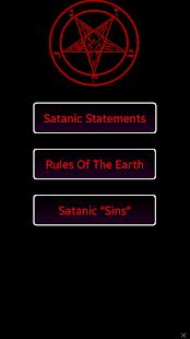 Satanic Satanist