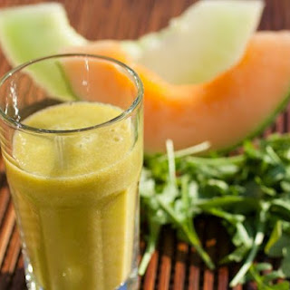 Microbursts Melon Smoothie from Super Healthy Kids.