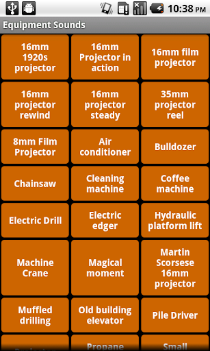 【免費娛樂App】Equipment Sounds-APP點子