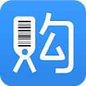 购物党-条码扫描-全网比价 logo