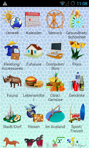 PixWord French for German