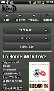 Fjerritslev Kino- screenshot thumbnail