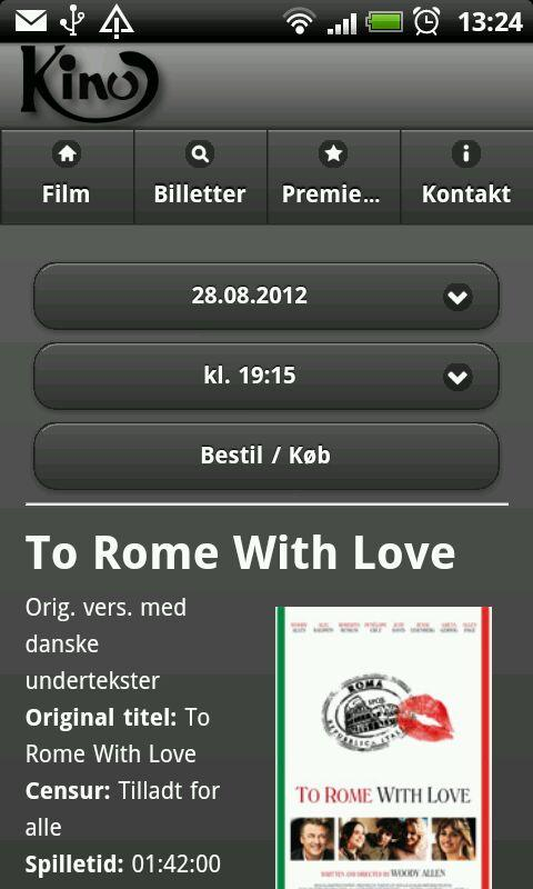 Fjerritslev Kino- screenshot