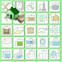 50+ building calculators icon