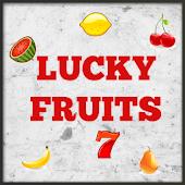FREE SLOT MACHINE LUCKY FRUITS
