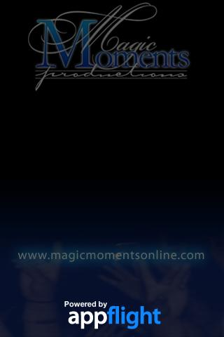 MagicMoments - screenshot
