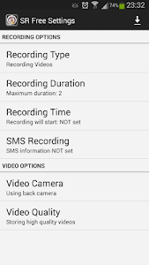 Secret Recorder Free screenshot 0