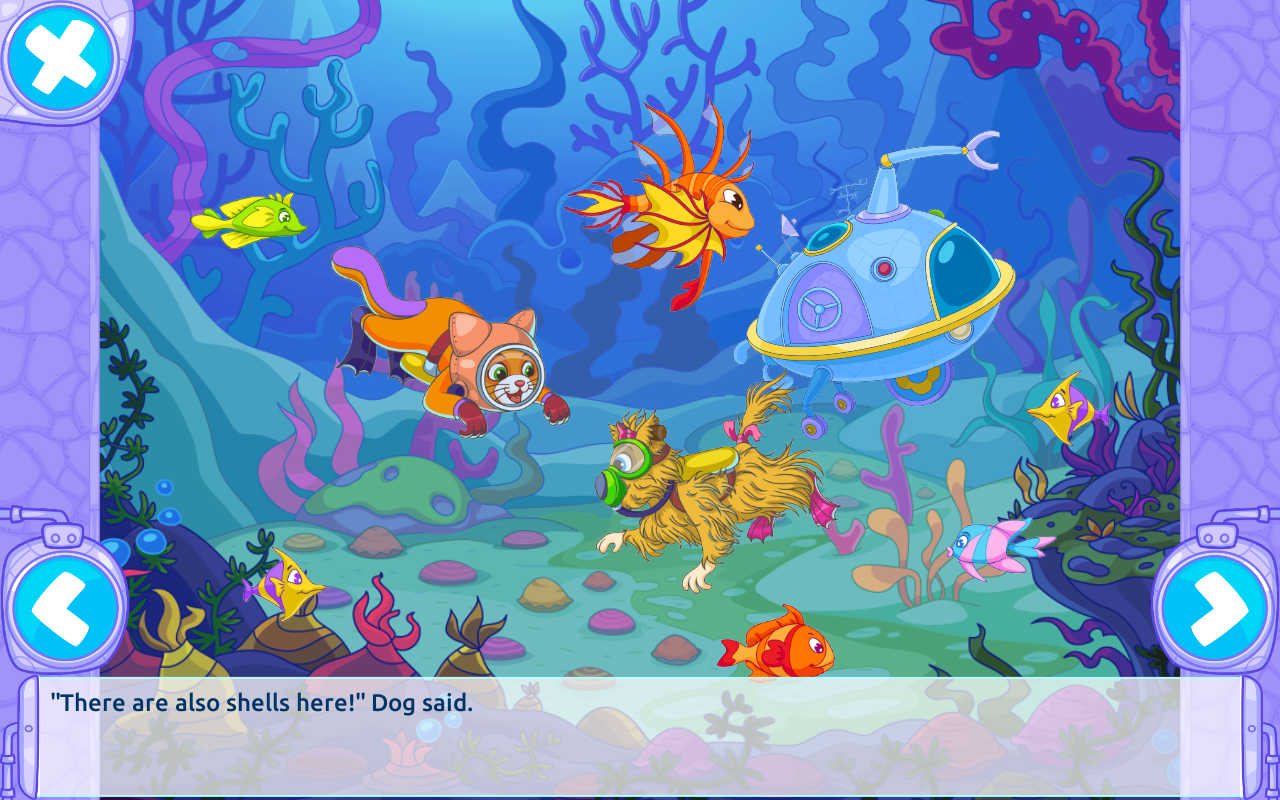 cat u0026 dog games for kids 6 9 android apps on google play