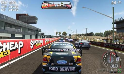 Angry Driver Racing