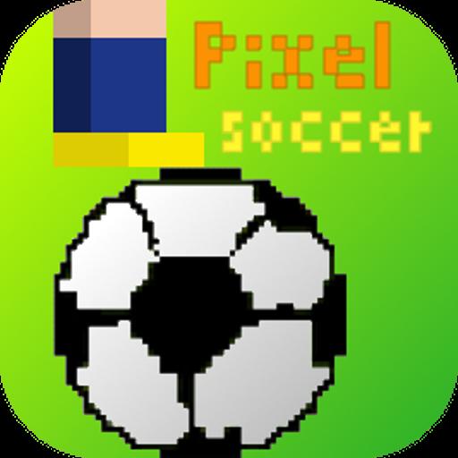 Pixel Soccer World Cup LOGO-APP點子