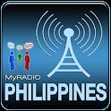 MyRadio PHILIPPINES logo