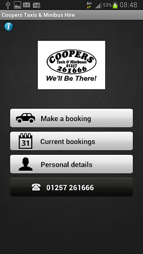 Coopers Taxis