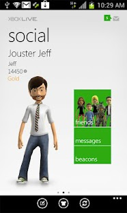 My Xbox LIVE - screenshot thumbnail