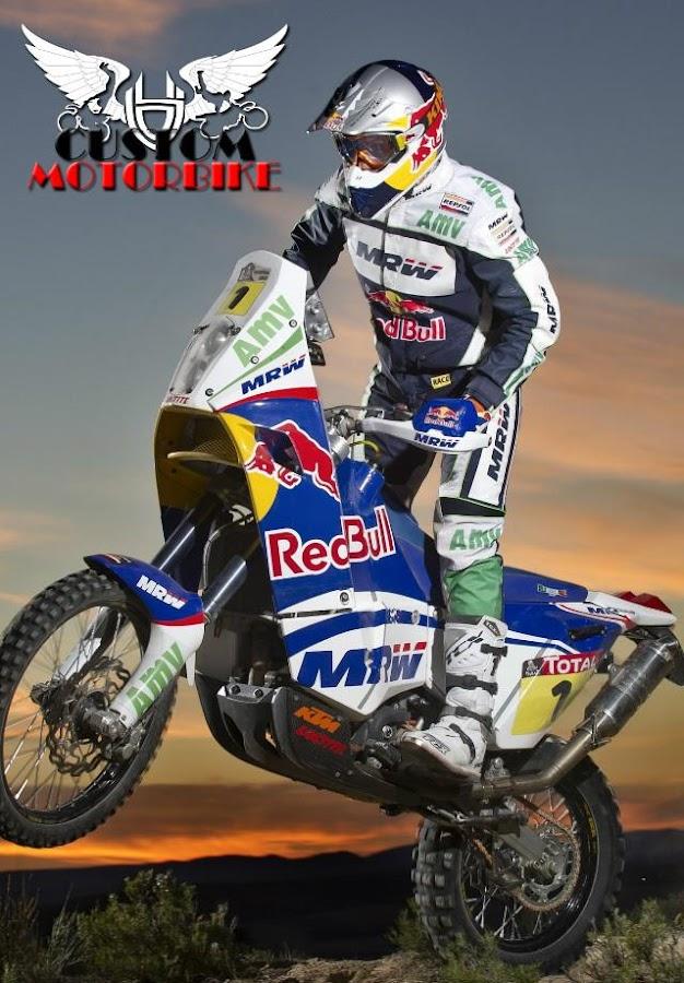Custom Motorbike - screenshot