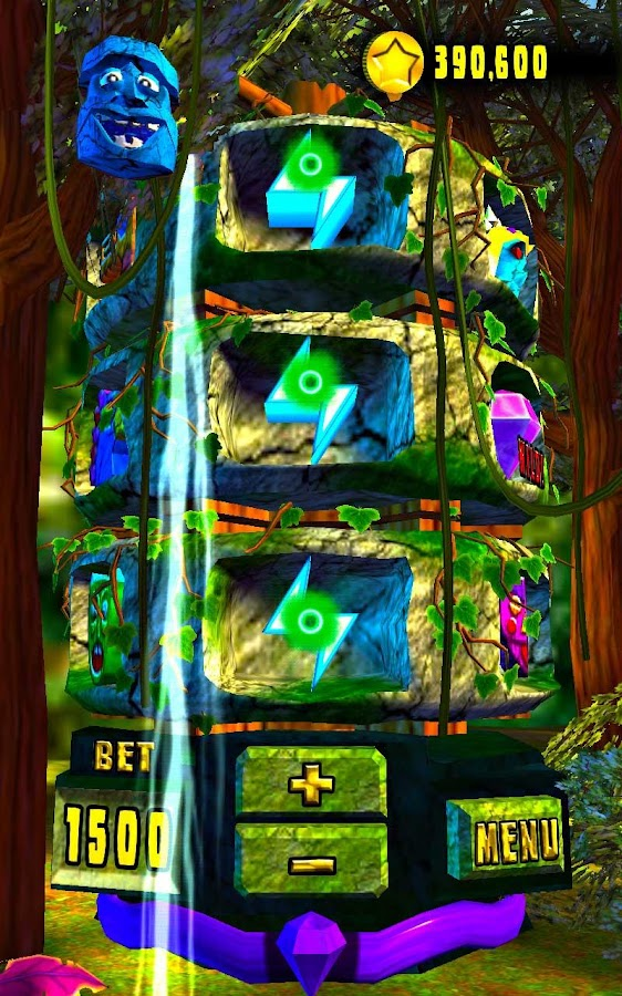 Jungle Jackpot Slots - screenshot