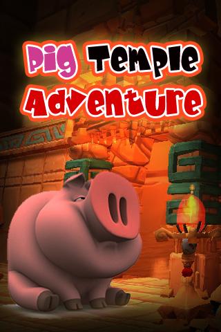 Pig Temple Adventure