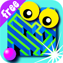 Wee Kids Mazes Free icon