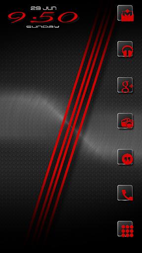 SC 155 Slide Red