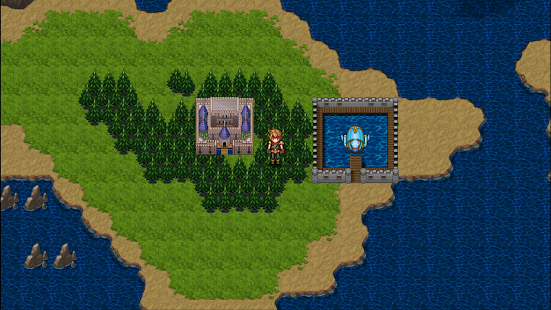 RPG Alphadia Genesis- screenshot thumbnail
