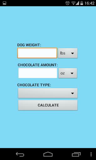 Dog Ate Chocolate