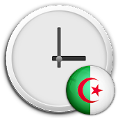Algeria Clock & RSS Widget