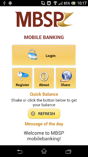 MBSP Mobile banking