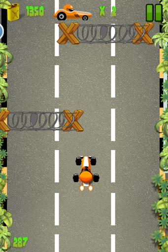 Zombie Road Race Dead Highway