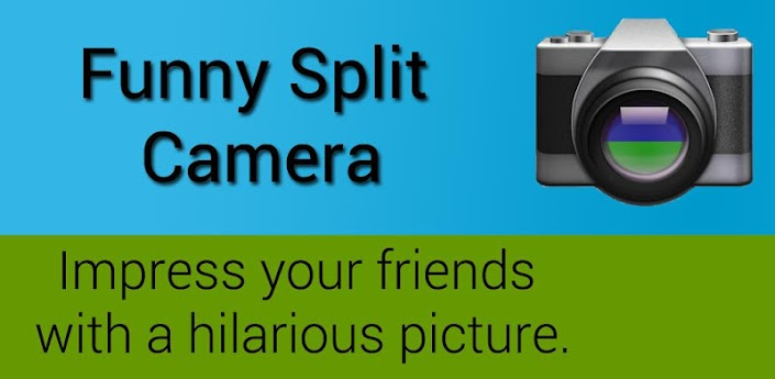 Funny Split Camera 3.0 apk