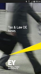 EY Tax & Law DE News - screenshot thumbnail