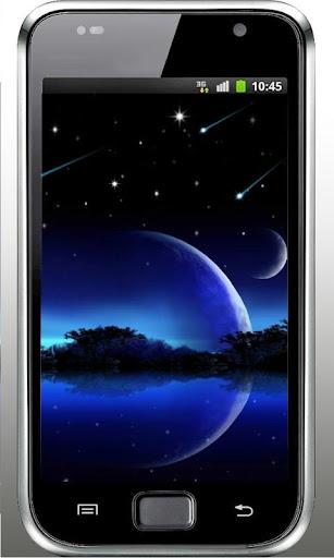 Space Dreams Live Wallpaper