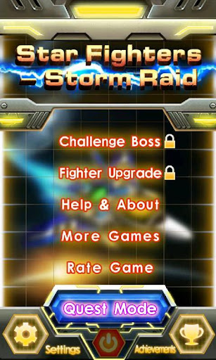 Star Fighters: Storm Raid