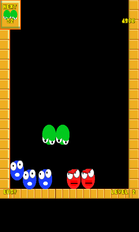 Funny Falling Fruits! - screenshot