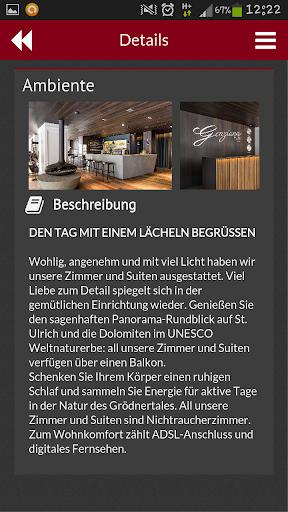 【免費旅遊App】Genziana Hotel-APP點子