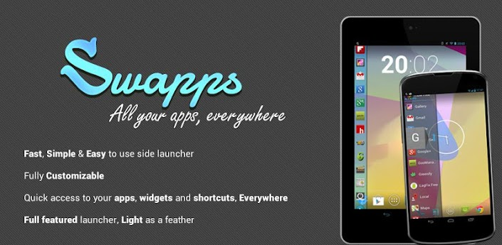 Swapps! All Apps, Everywhere