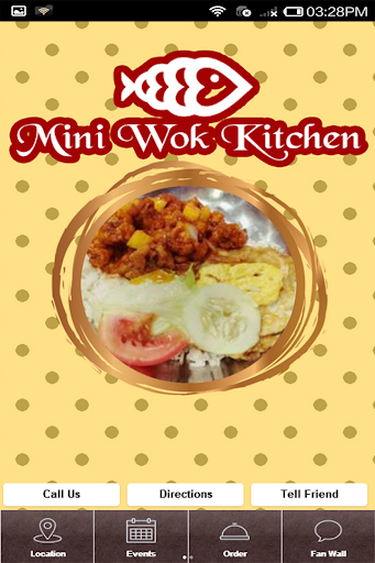 Mini Wok Kitchen